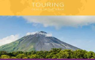 Pearl King Travel - 9 Day Spirit of Costa Rica - offer -may-18