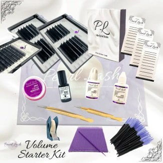 Volume Starter Kit by Pearl Lash