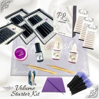 Volume Starter Kit by Pearl Lash
