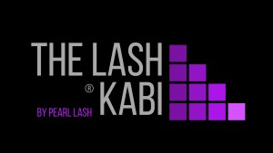 The Lash Kabi Eyelash Extension Organizer - Purple Acrylic UV Protection
