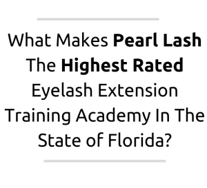 Pearl Lash Extensions