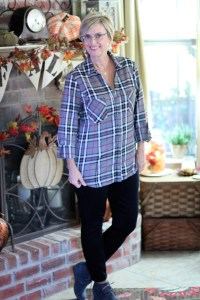 Katlan Button Down Top from Market & Spruce