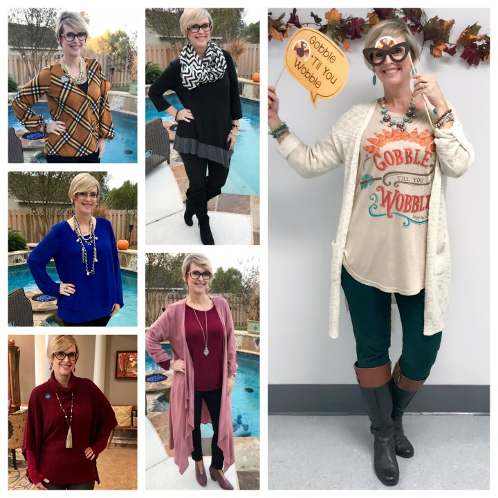Fall Fashion - November 2017