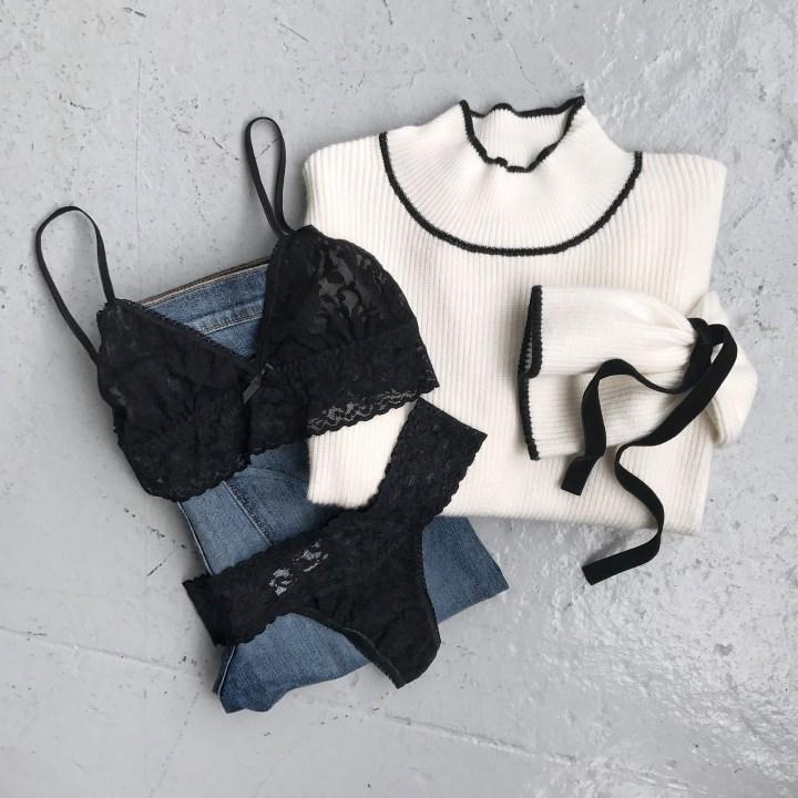 Stitch Fix Extras! Undies, bras, bralettes, shapewear, socks and camis right from Stitch Fix!