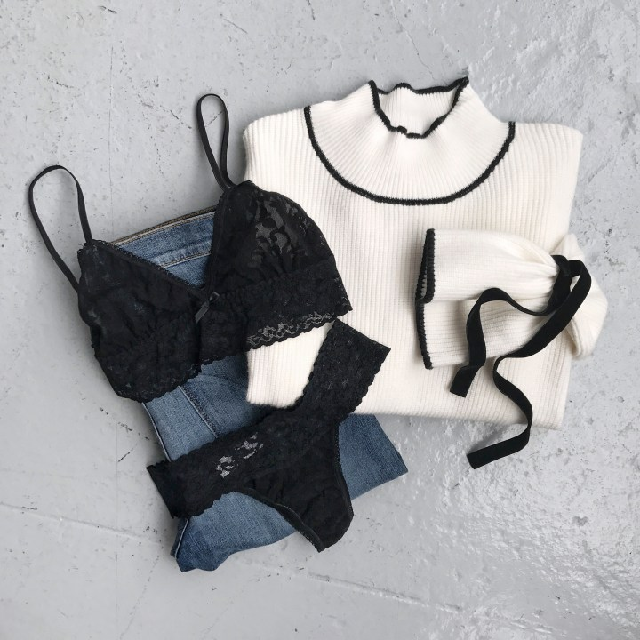 Stitch Fix Extras! Undies, bras, bralettes, shapewear, socks and camis right from Stitch Fix!