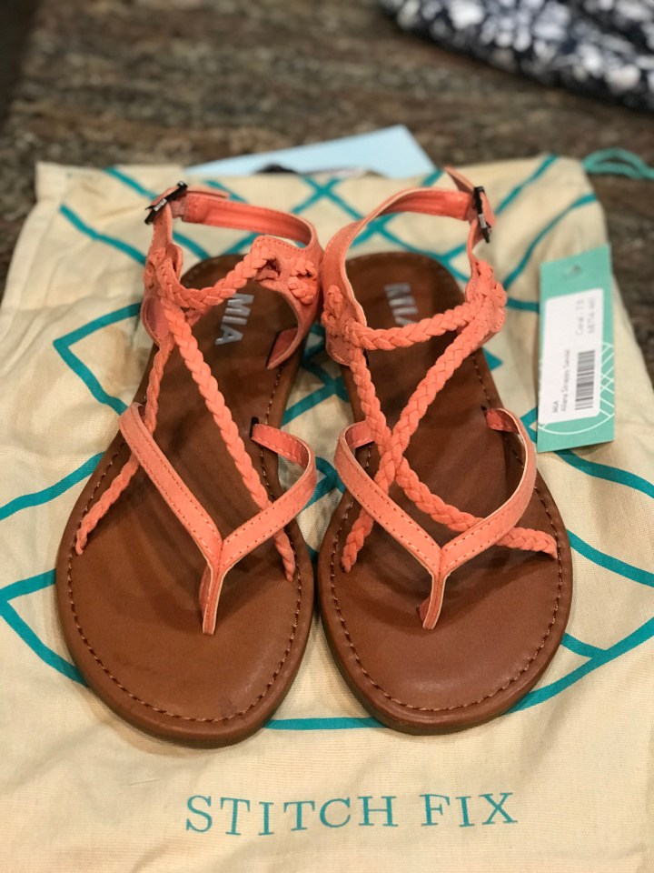 Mia Allana Strappy Sandal