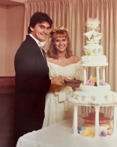 Our Wedding Day 1982