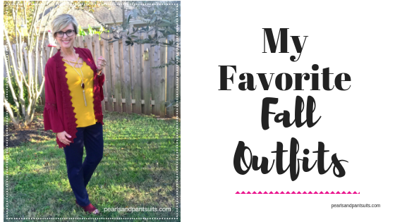 Favorite Fall Outfits