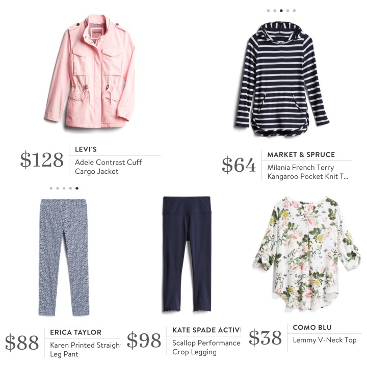 March 2019 Stitch Fix