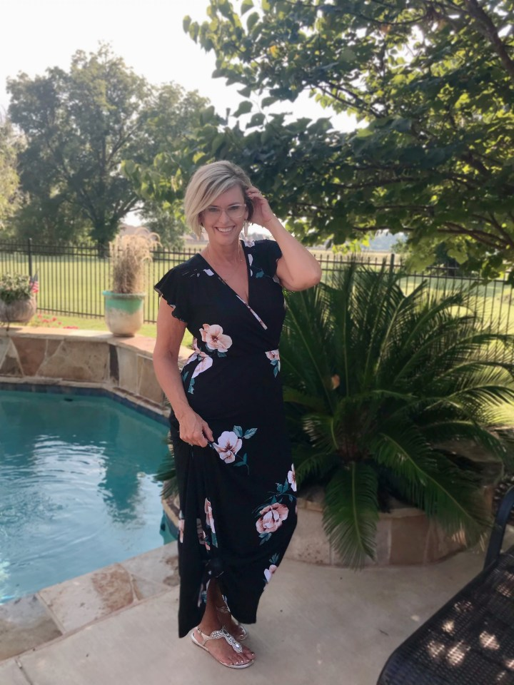 Loveappella Torri Maxi Dress | Stitch Fix