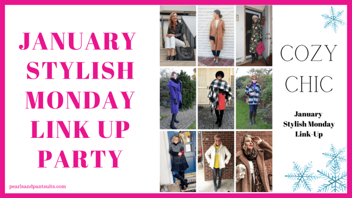 Cozy Chic | Stylish Monday Link-Up