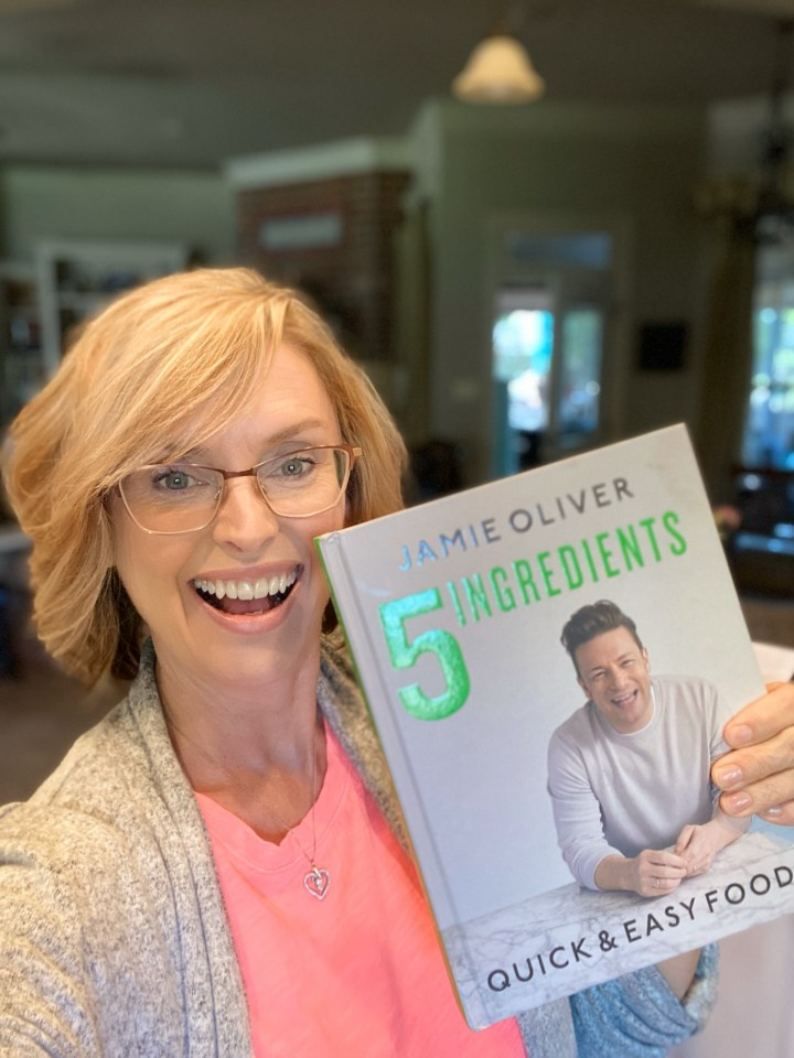 Jamie Oliver's 5 Ingredient cookbook