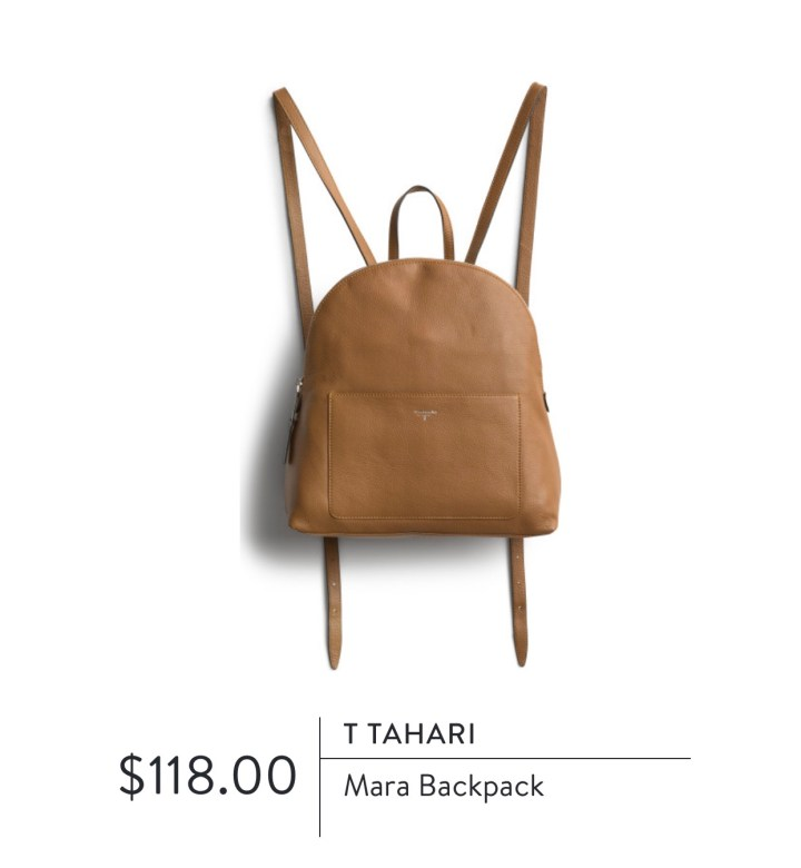 T Tahari Mara Backpack