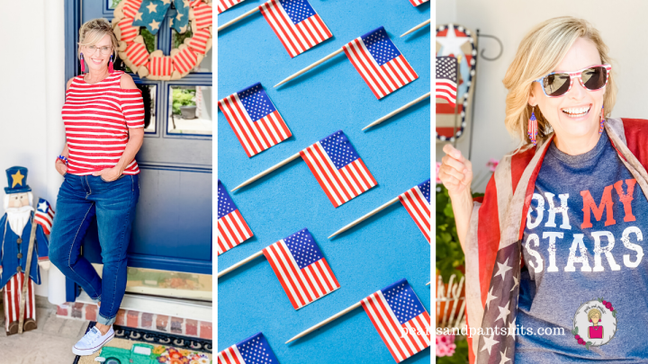Fun with Fourth of July Fashions
