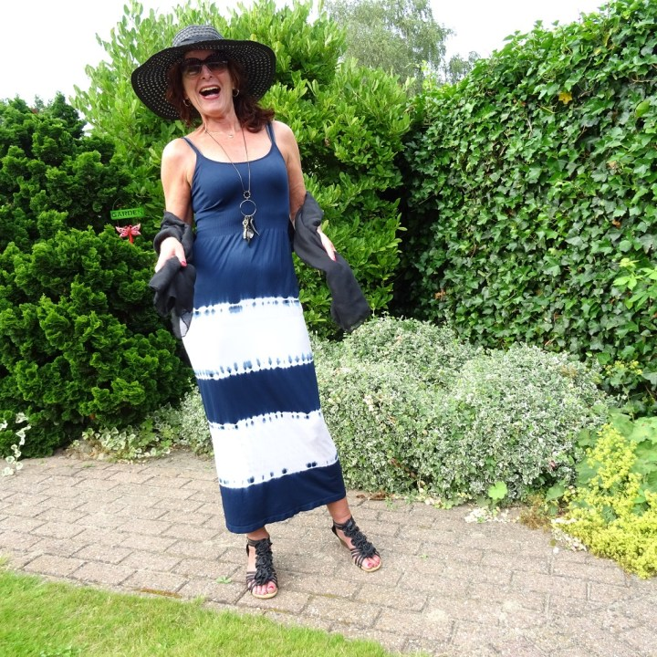 Nancy Tie Dye Dress