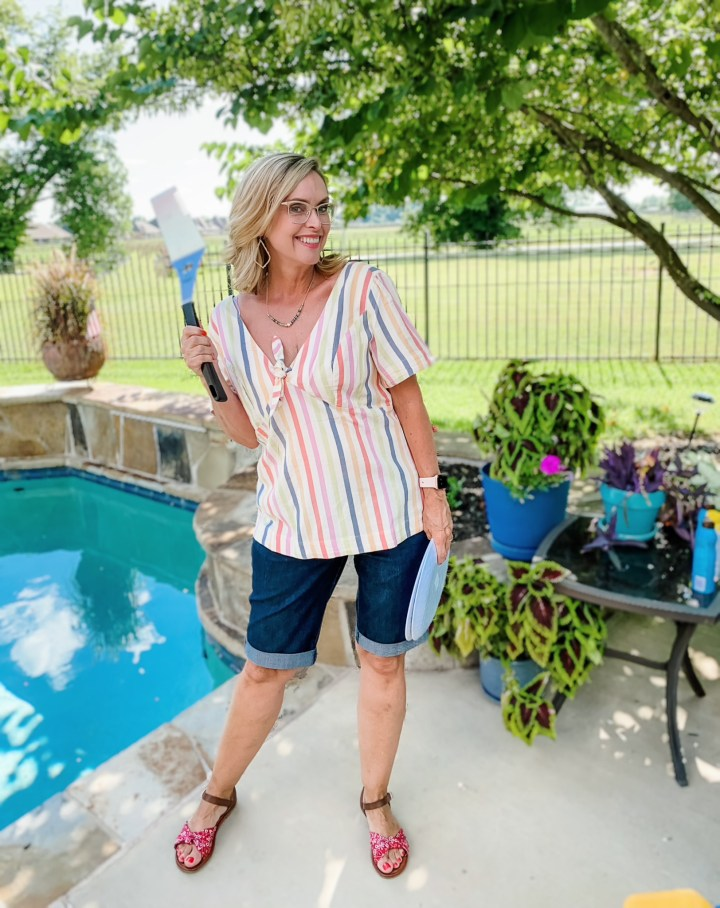 Styles for a Backyard BBQ