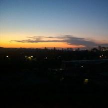 Taken from my balcony