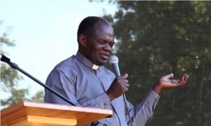 John Bashobora, just a priest at the service of Jesus!
