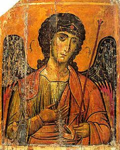 A 13th-century Byzantine icon from Saint Catherine's Monastery