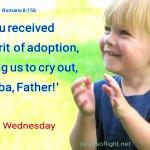 'Abba, Father!'