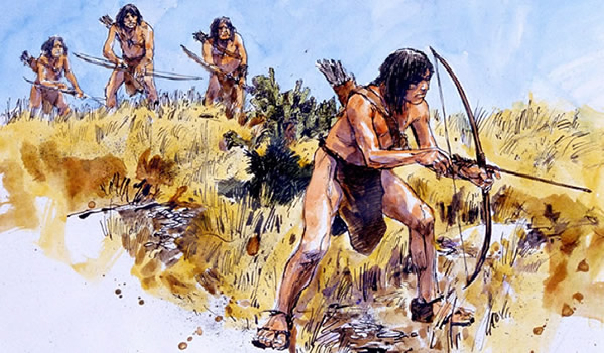 History From The Stone Age To The Stoned Age