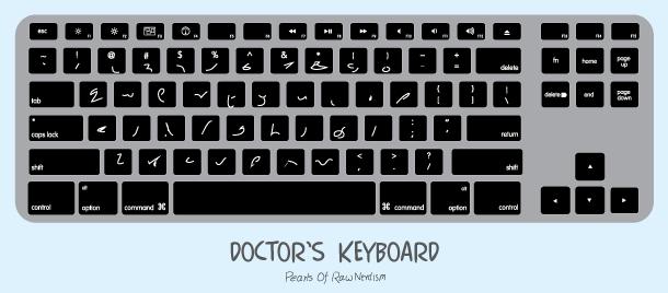 Doctor's Keyboard