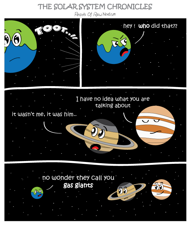 The Solar System Chronicles - Bad Bad Jupiter