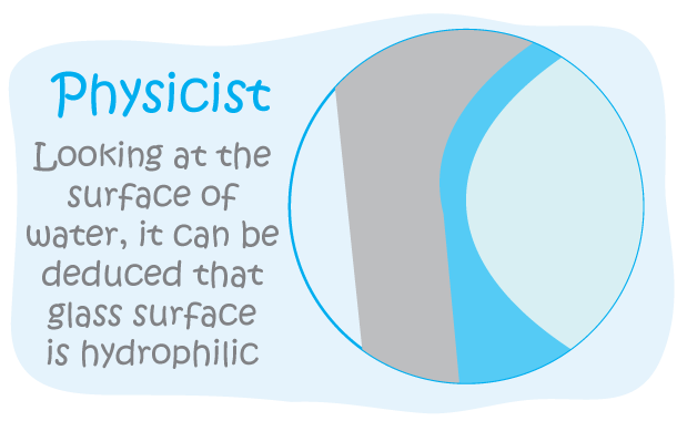 physicist perspective