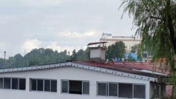 Snow Capped Mountains, Darjeeling
