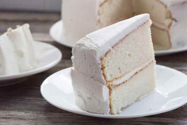 Recipe For White Wedding Cake Pear Tree Kitchen