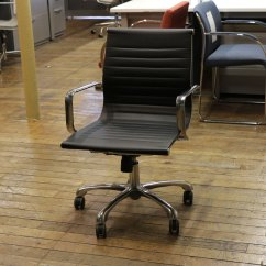 Office Chair Alternatives Blues Clues Thinking Alternative Imitation Black Eames Aluminum Group Style Mid