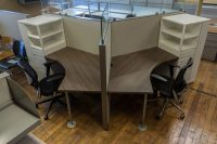 Steelcase Answer 3-Pod Workstations  Peartree Office ...