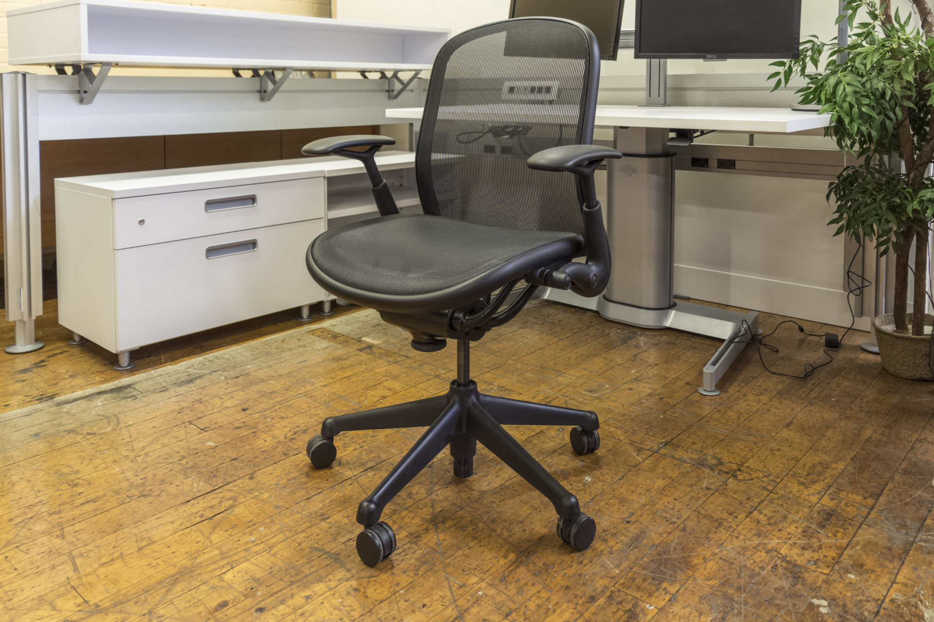 office chair supports 300 lbs gray wicker knoll chadwick mesh task chairs  peartree furniture