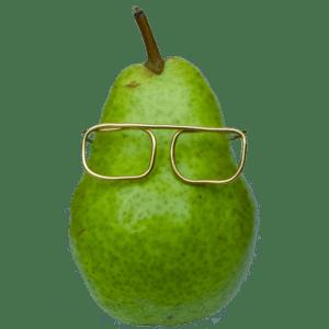 Pearwise, Logo, glasses