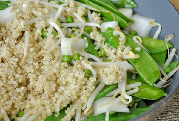 quinoa skillet
