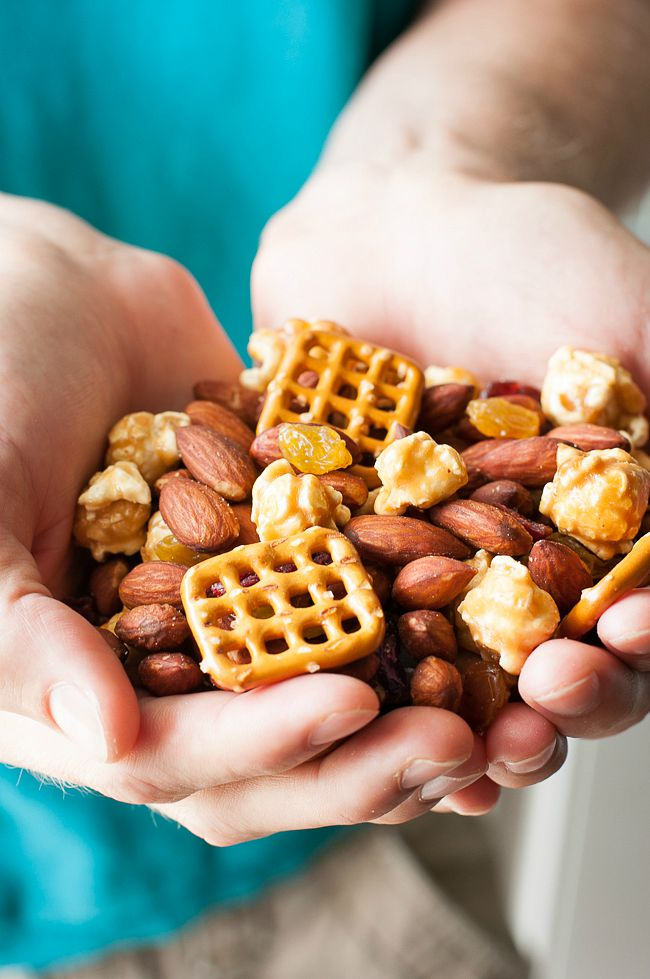 Step up your Summer snacking game with this tasty homemade trail mix!