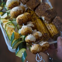 21 Recipes for a Vegan BBQ.