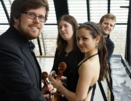 Castalian Quartet Photo