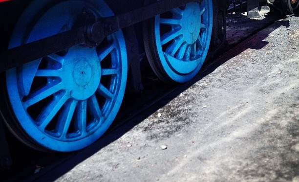 And who is it who has wheels like this?