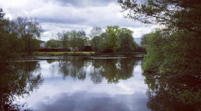 Arborfield Garrison Lake