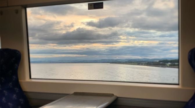 Across the Tay