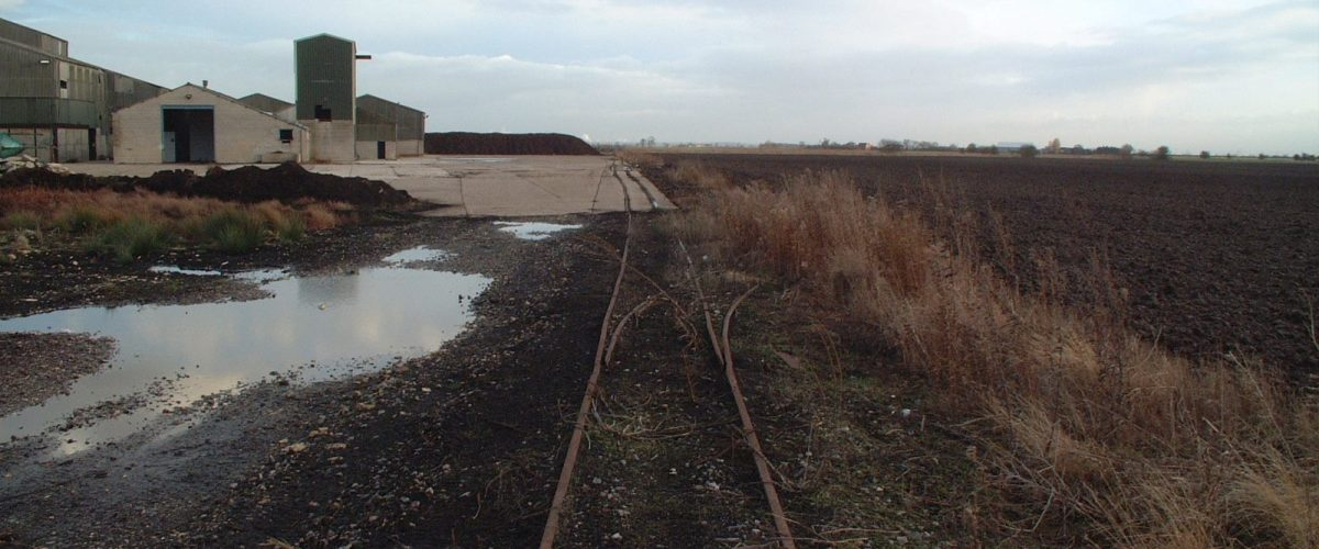 History of Peat Railways on Crowle & Thorne Moors –