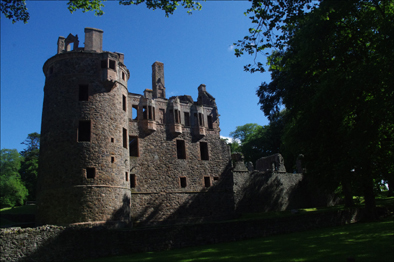 Travels in Scotland – Back on The Castle Trail (1/6)