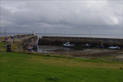 Travels in Scotland – Rosehearty on the Moray Firth (3/5)