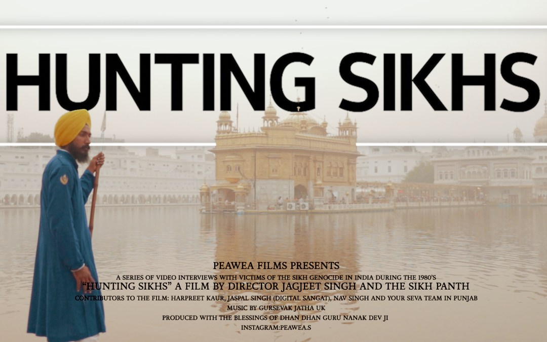 Hunting Sikhs-Documentary trailer