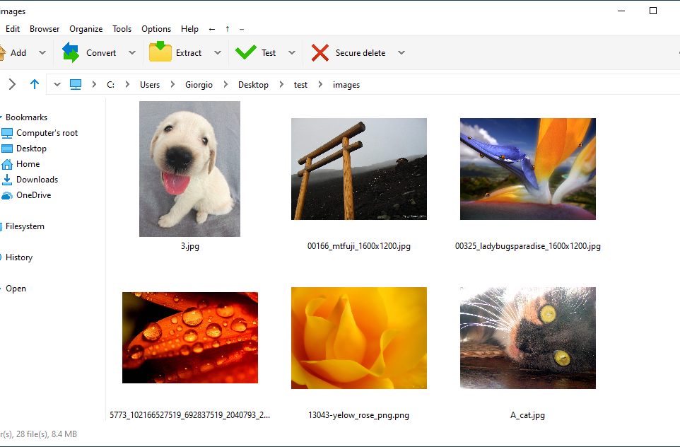 PeaZip 7.4.2 + Archive Manager Free Download 2021