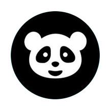 disc metalic panda