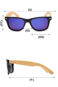 ochelari lemn Bobo Bird