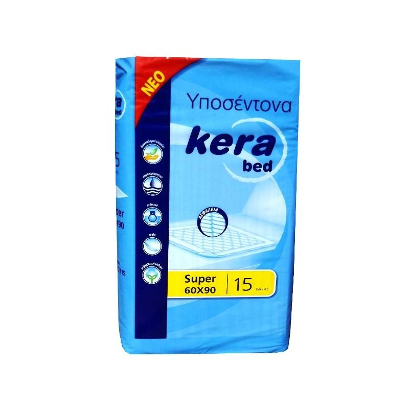Aleze / Protectii pentru pat Kera bed 60x90cm, 15 buc.