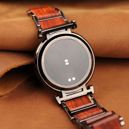 Smartwatch din lemn Bobo Bird